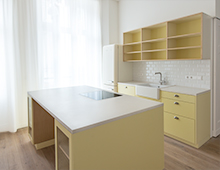 Eisenacher Strasse – Küche im Retrolook der 50er
